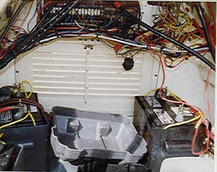 boat wiring north tx sea ark boat wiring diagram yacht survey photos: electrical systems - dc systems #9